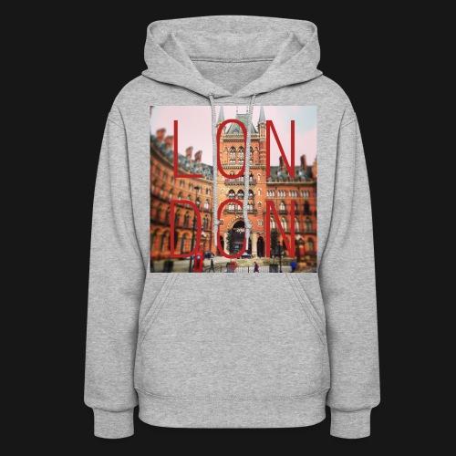 LON|DON | Women's T-shirt - Women's Hoodie