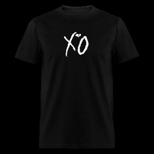 Classic Fan XO Logo Men's Hoodie - Men's T-Shirt