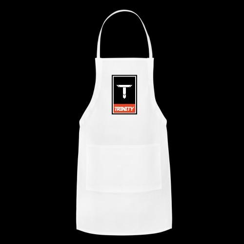 Trinity: Logo Tee - Adjustable Apron