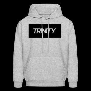 Trinity: Text Tee - Men's Hoodie