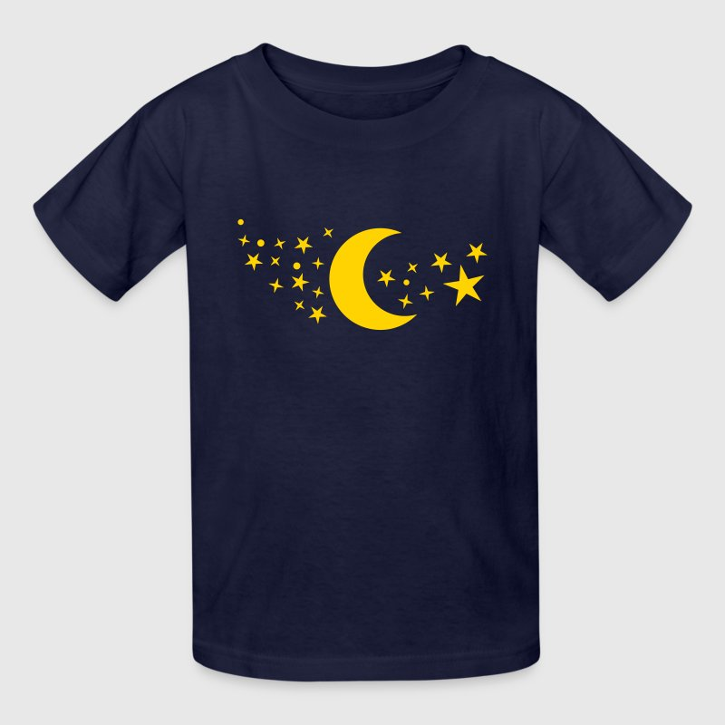Moon Kids' Shirts - Kids' T-Shirt
