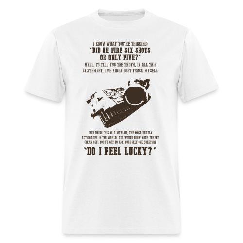 Dirty Waffle (Women) - Men's T-Shirt