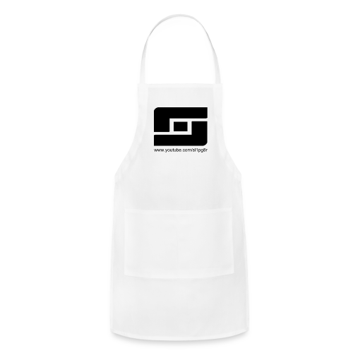Kid's Sl1pg8r Logo Black T-Shirt - Adjustable Apron