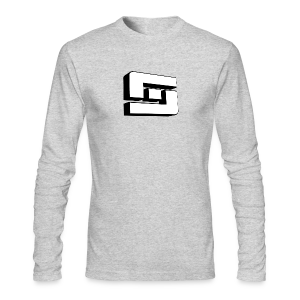 Kid's Sl1pg8r Logo 3D T-Shirt - Men's Long Sleeve T-Shirt by Next Level