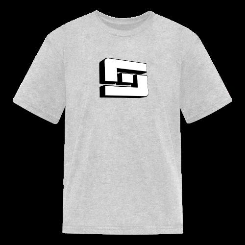 Kid's Sl1pg8r Logo 3D T-Shirt - Kids' T-Shirt
