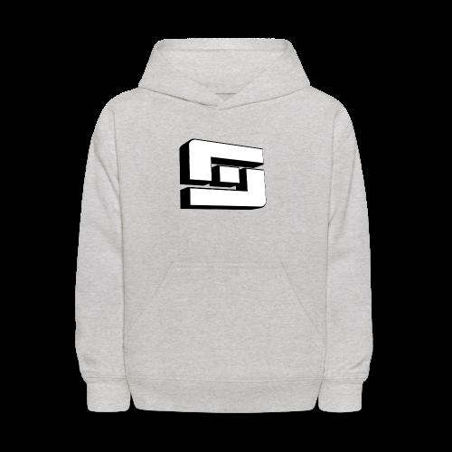 Kid's Sl1pg8r Logo 3D T-Shirt - Kids' Hoodie