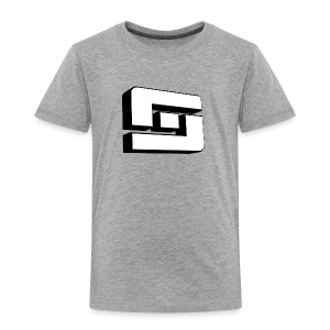 Kid's Sl1pg8r Logo 3D T-Shirt - Toddler Premium T-Shirt