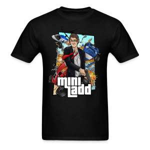 Mini Ladd GTA Mens - Men's T-Shirt