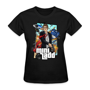 Mini Ladd GTA Womans - Women's T-Shirt