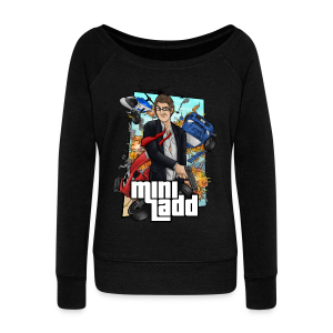 Mini Ladd GTA Womans - Women's Wideneck Sweatshirt