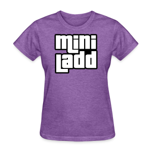 Mini Ladd GTA Logo Womans - Women's T-Shirt