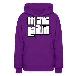 Mini Ladd GTA Logo Womans - Women's Hoodie