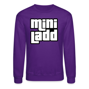 Mini Ladd GTA Logo Womans - Crewneck Sweatshirt