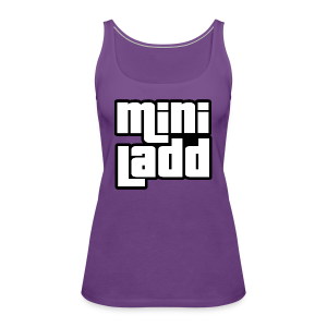 Mini Ladd GTA Logo Womans - Women's Premium Tank Top