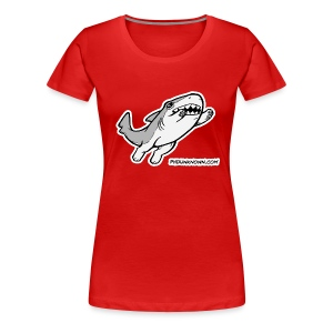 Vonnie Leaping (Women's) - Women's Premium T-Shirt