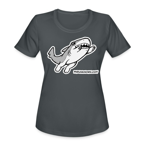 Vonnie Leaping - Women's Moisture Wicking Performance T-Shirt