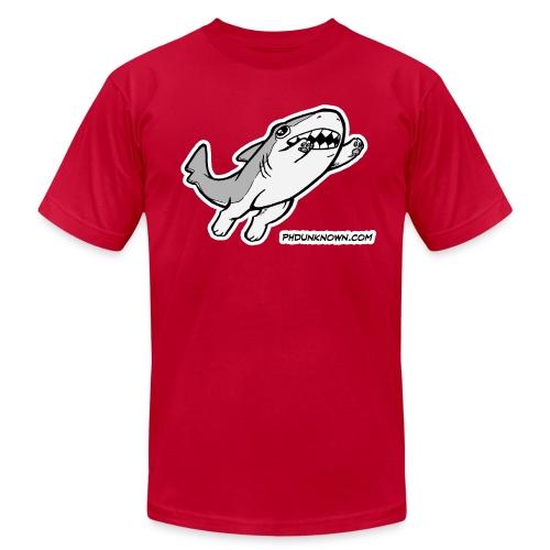 Vonnie Leaping - Men's Fine Jersey T-Shirt