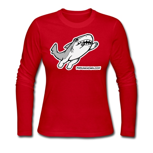 Vonnie Leaping - Women's Long Sleeve Jersey T-Shirt