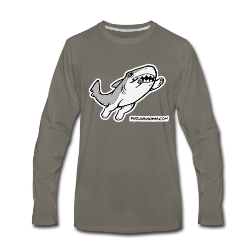 Vonnie Leaping - Men's Premium Long Sleeve T-Shirt