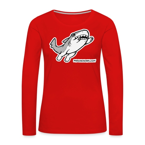 Vonnie Leaping - Women's Premium Long Sleeve T-Shirt