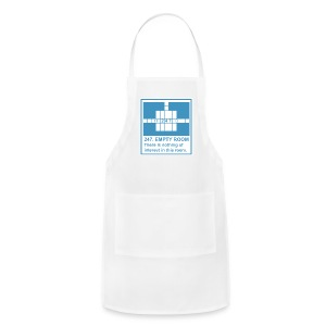 247. EMPTY ROOM - Adjustable Apron