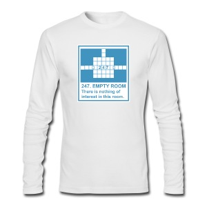 247. EMPTY ROOM - Men's Long Sleeve T-Shirt by Next Level