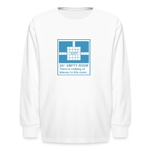 247. EMPTY ROOM - Kids' Long Sleeve T-Shirt