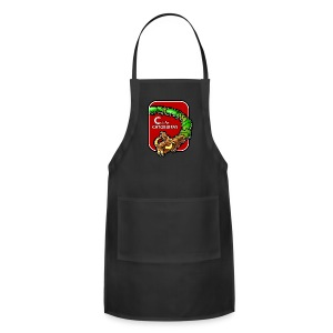 C is for Catoblebas - Adjustable Apron