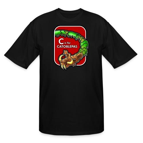 C is for Catoblebas - Men's Tall T-Shirt