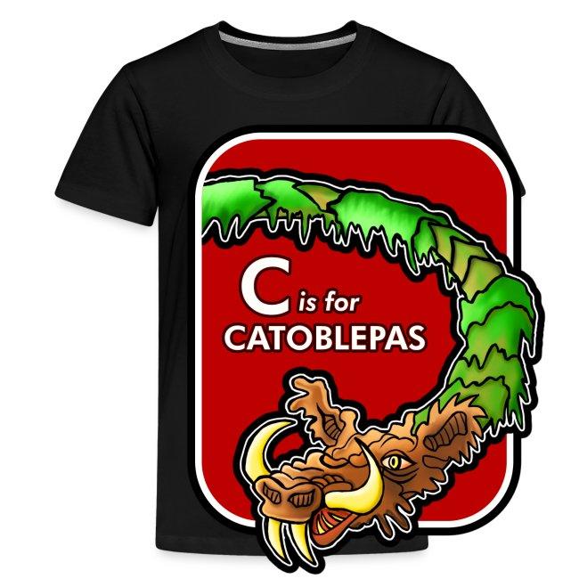 C is for Catoblebas