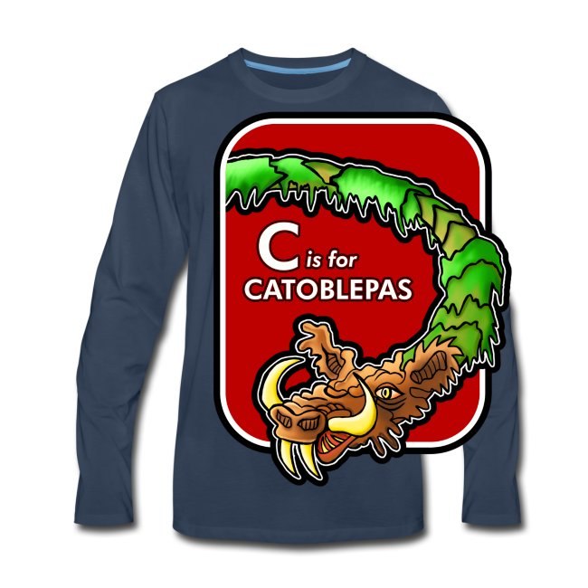 C is for Catoblebas