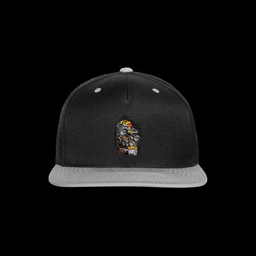 Rock Bouncer Sun Tree - Snap-back Baseball Cap