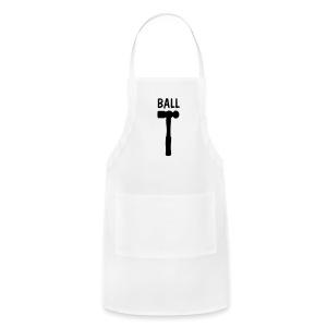 Ball Shirt - Adjustable Apron