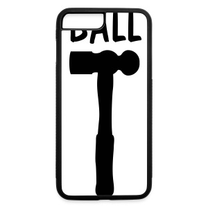 Ball Shirt - iPhone 7 Plus/8 Plus Rubber Case