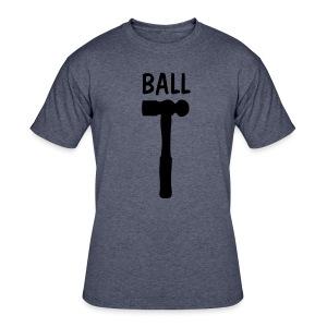 Ball Shirt - Men's 50/50 T-Shirt
