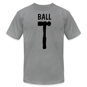 Ball Shirt - Men's Fine Jersey T-Shirt