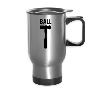 Ball Shirt - Travel Mug