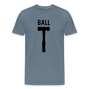 Ball Shirt - Men's Premium T-Shirt
