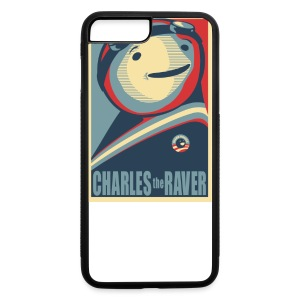 Charles Obama Men's Heavyweight - iPhone 7 Plus/8 Plus Rubber Case