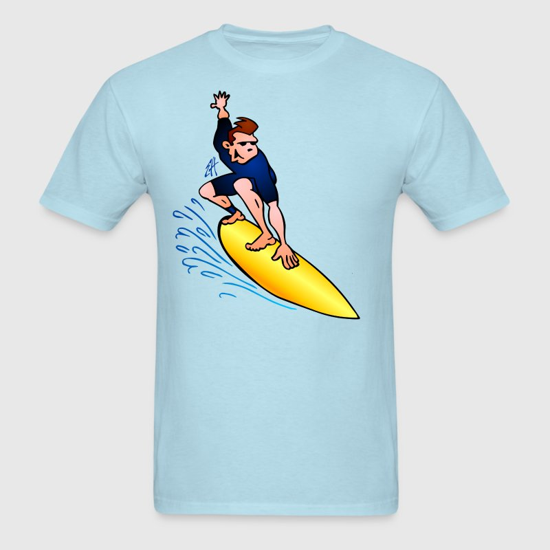 Surfer - Men's T-Shirt