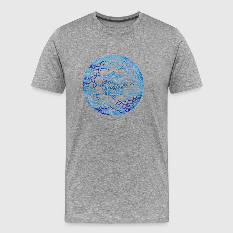 Thousand Petal Lotus - Men's Premium T-Shirt