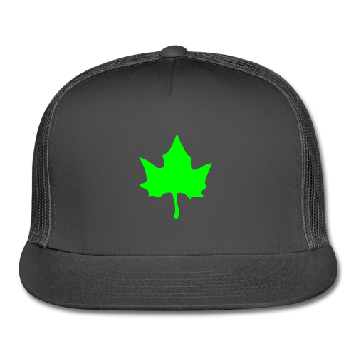Elm leaf t-shirt - Trucker Cap