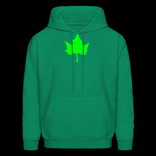 Elm leaf t-shirt - Men's Hoodie
