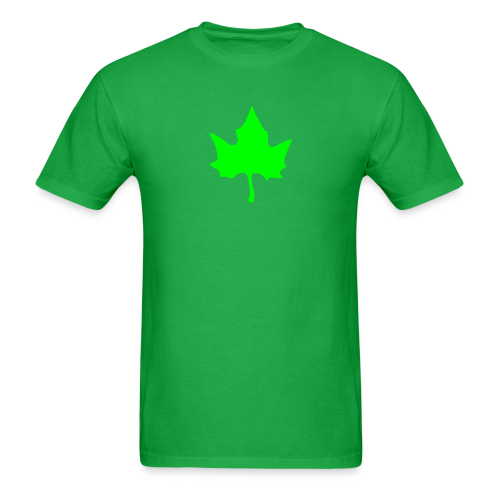 Elm leaf t-shirt - Men's T-Shirt