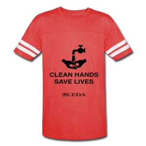 Left 4 Dead 2: Clean Hands - Vintage Sport T-Shirt