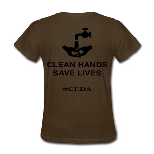Left 4 Dead 2: Clean Hands - Women's T-Shirt