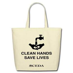 Left 4 Dead 2: Clean Hands - Eco-Friendly Cotton Tote