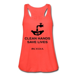Left 4 Dead 2: Clean Hands - Women's Flowy Tank Top by Bella