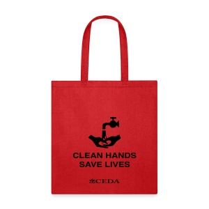 Left 4 Dead 2: Clean Hands - Tote Bag