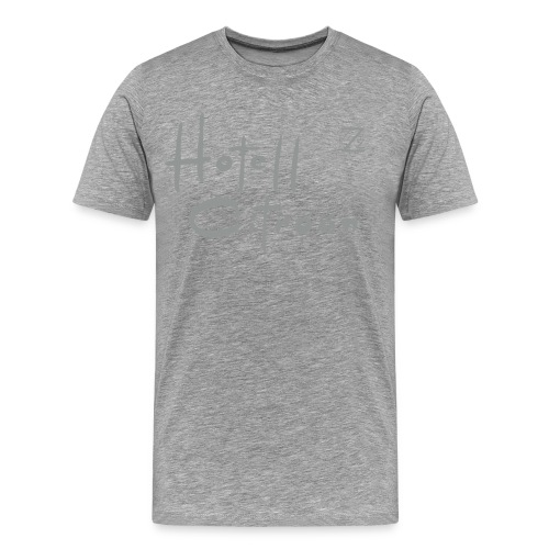 now in the US, welcome to Hotel Citroen - Men's Premium T-Shirt